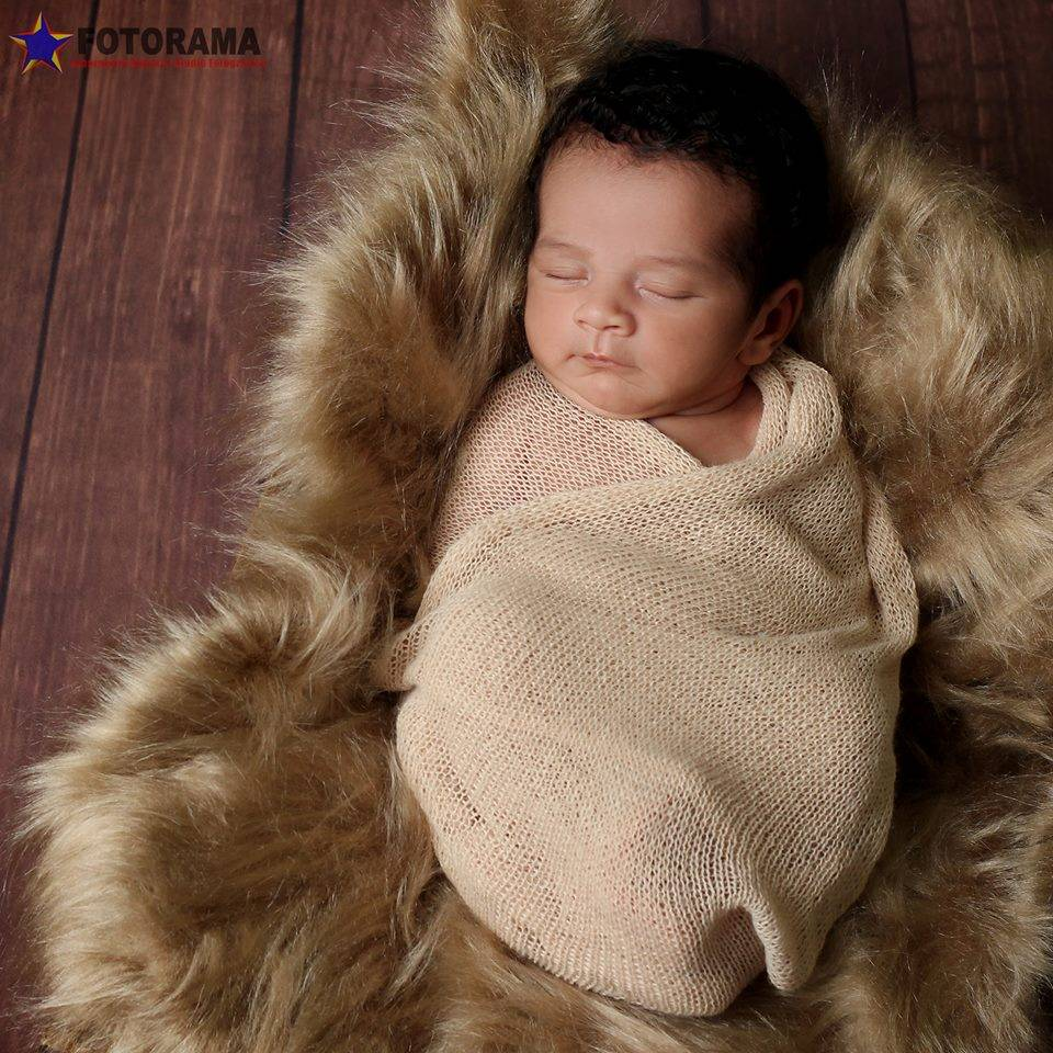 Ensaio de Bebês